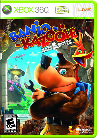 Banjo-Kazooie: Nuts and Bolts - Pre-Owned Xbox 360