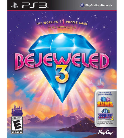 Bejeweled 3 - Pre-Owned Playstation 3