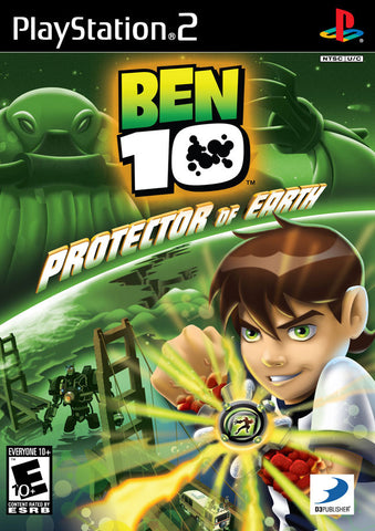 Ben 10 Protector of Earth - PlayStation 2