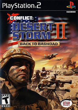 Conflict Desert Storm 2 - PlayStation 2