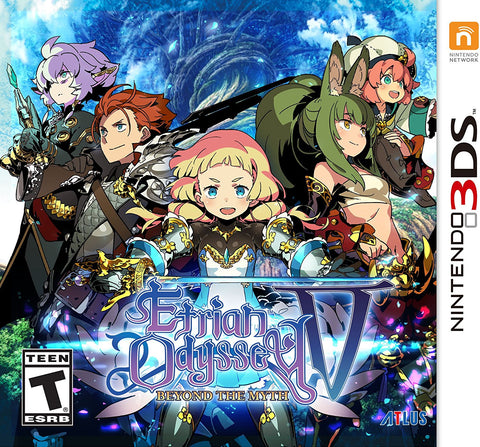 Etrian Odyssey V: Beyond the Myth - Pre-Owned 3DS