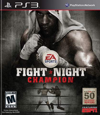 Fight Night Champion - Pre-Owned Playstation 3
