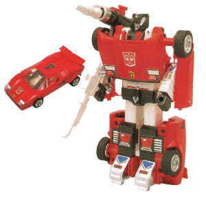 Transformers: Generation 1 - Sideswipe - Pre-Owned Toy