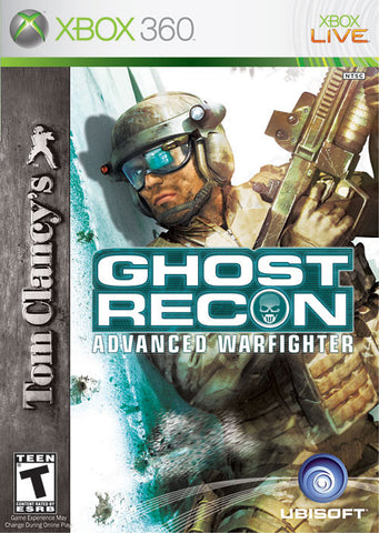 Tom Clancy's Ghost Recon: Advanced Warfighter - Pre-Owned Xbox 360