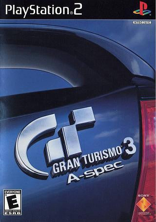 Gran Turismo 3 - Playstation 2