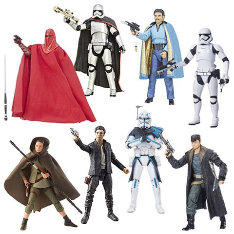 Star Wars Black 6 Inch Figures Wave 15
