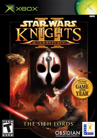 Star Wars: Knights of the Old Republic 2 - Xbox