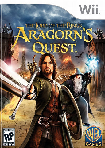 Lord of the Rings: Aragorn's Quest - Wii