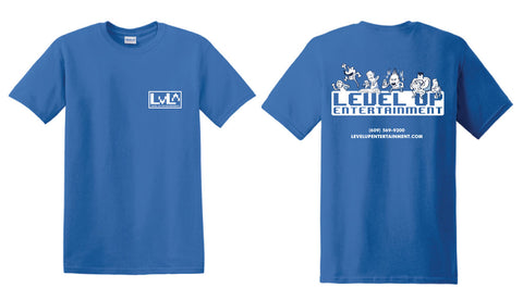 Level Up Entertainment T-Shirt