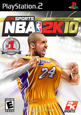 NBA 2K10 - Playstation 2