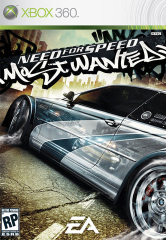 Need for Speed: Most Wanted - Pre-Owned Xbox 360