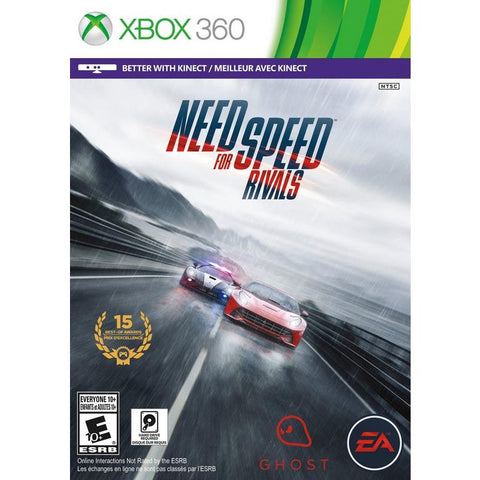 Need for Speed: Rivals - Pre-Owned Xbox 360