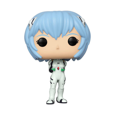 POP Animation: Evangelion - Rei Ayanami