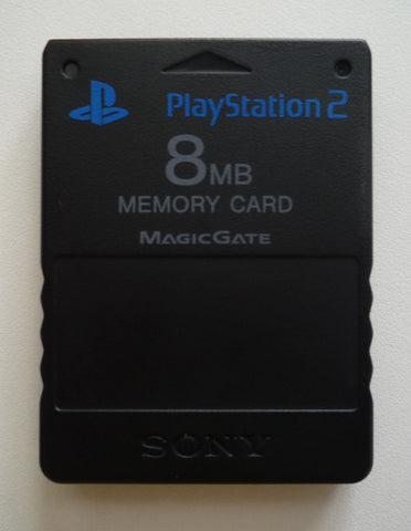 Memory Card - PlayStation 2 - Pre-Owned