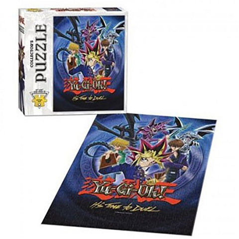 Yu-Gi-Oh Puzzle - It's Time to Duel