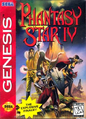 Phantasy Star 4 - Genesis