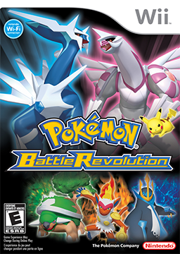 Pokemon: Battle Revolution - Wii