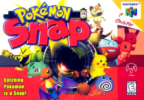 Pokemon Snap - N64