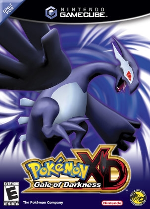 Pokemon XD: Gale of Darkness - Gamecube