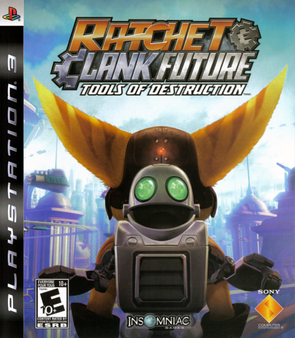 Ratchet & Clank Future Tools of Destruction - Pre-Owned PlayStation 3