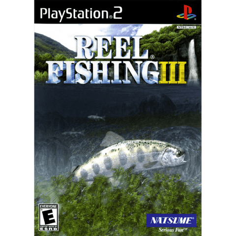 Reel Fishing 3 - Playstation 2