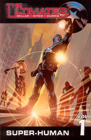 Ultimates Volume 1: Super-Human
