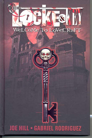 Locke and Key HC Volume 1: Welcome to Lovecraft