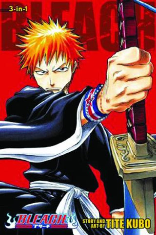 Bleach 3-in-1 Volume 1