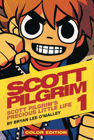 Scott Pilgrim Color HC Volume 1