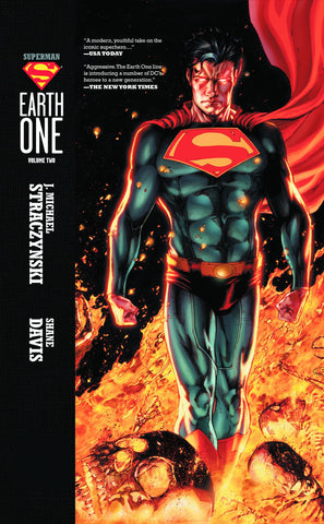 Superman: Earth One Volume 2 HC