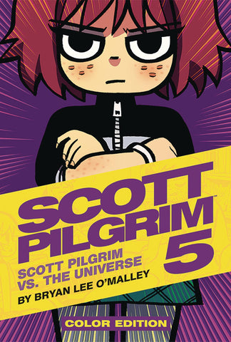Scott Pilgrim Color HC Volume 5