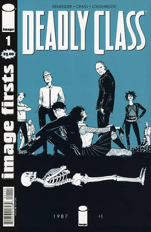 Image Firsts: Deadly Class #1