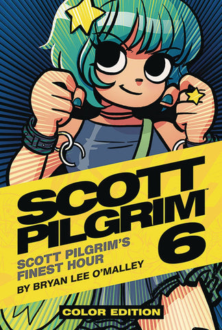 Scott Pilgrim Color HC Volume 6