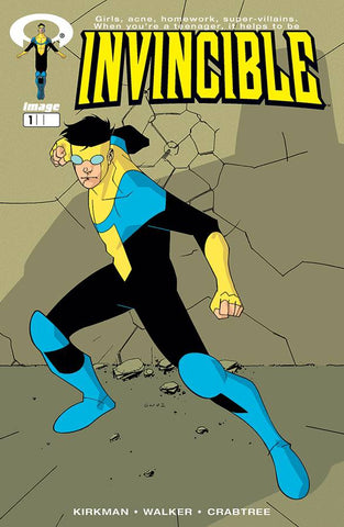 Image Firsts: Invincible #1