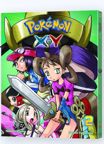 Pokemon XY Volume 2