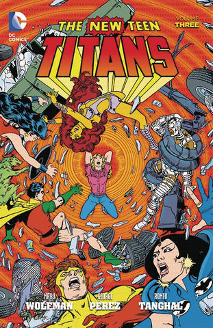 New Teen Titans Volume 3