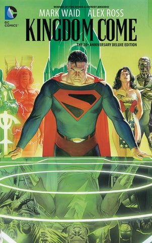 Kingdom Come: 20th Anniversary Deluxe Edition HC
