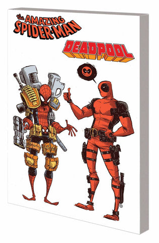 Spider-Man/Deadpool Volume 00: Don't Call It a Team-Up