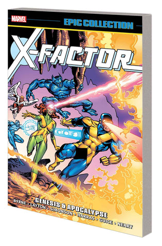 X-Factor Epic Collection Volume 1: Genesis and Apocalypse