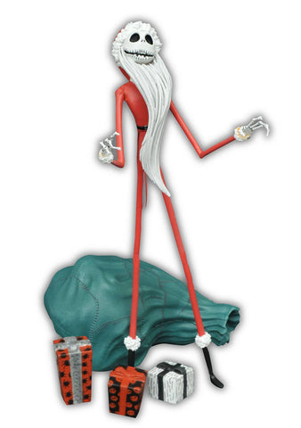Nightmare Before Christmas Select: Santa Jack