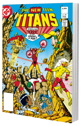 New Teen Titans Volume 5