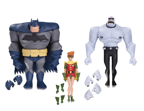 Batman Animated Figure - Legends of the Dark Knight 3-Pack