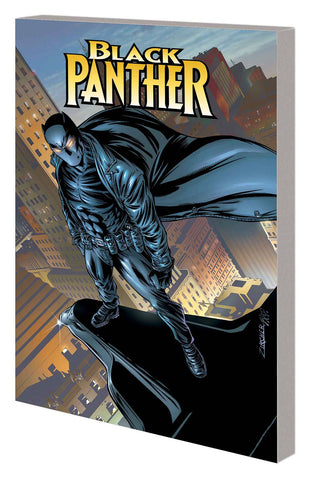 Black Panther By Christopher Priest: The Complete Collection Volume 4