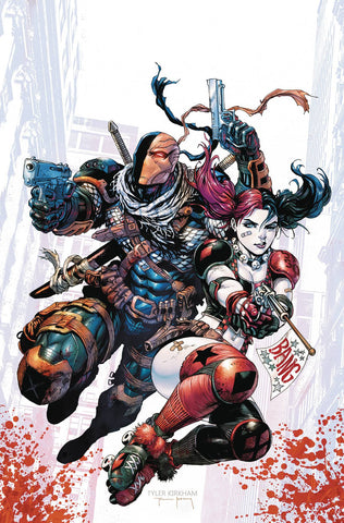 Deathstroke Volume 3: Suicide Run (N52)