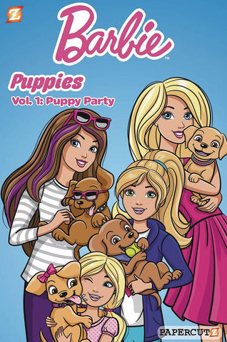 Barbie Puppies Volume 1: Puppy Party
