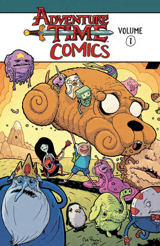 Adventure Time Comics Volume 1
