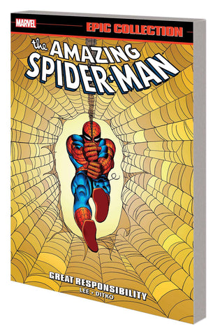 Amazing Spider-Man Epic Collection Volume 2: Great Responsibility