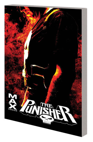 Punisher Max Complete Collection Volume 4