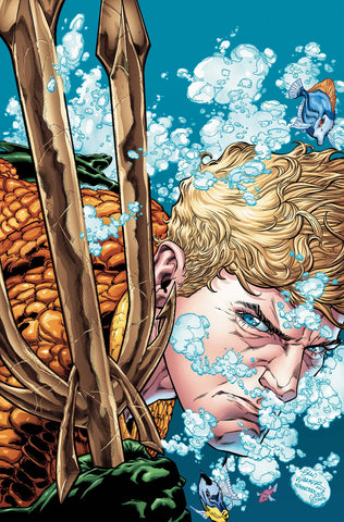 Aquaman Volume 1: The Drowning