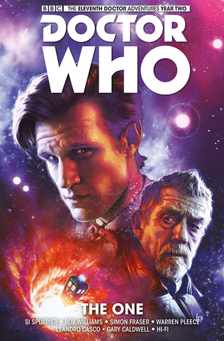 Doctor Who: 11th Doctor Volume 5: The One